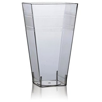 Wavetrends 16 oz. Square Tumbler, 14 per bag - Thebestpartydeals
