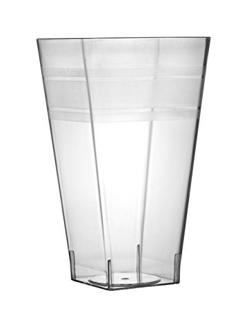 Wavetrends 12 oz. Square Tumbler, 168 per case - Thebestpartydeals