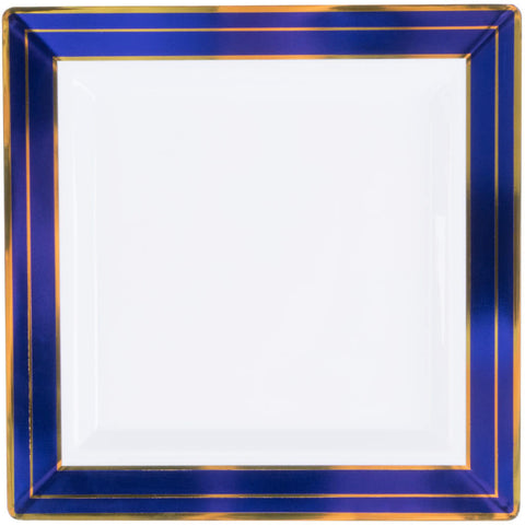 "Square Splendor 7.5"" Plate, 120 Count"
