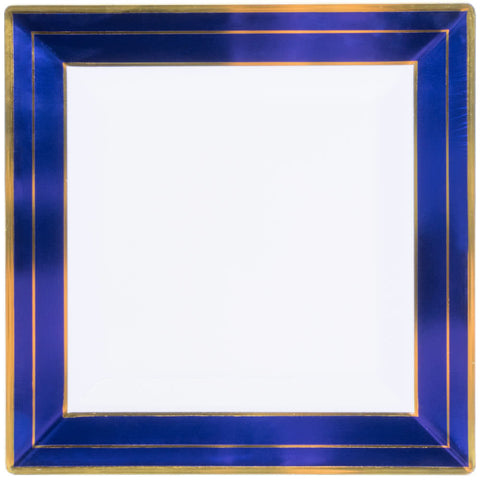 "Square Splendor 10"" Plate, 120 Count"