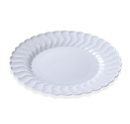 "Flairware 9"" Plate, 180 Count"