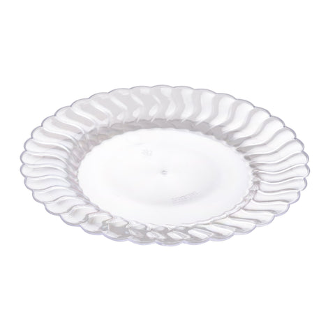 "Flairware 10.25"" Dinner Plates, 18 per Package - Thebestpartydeals"