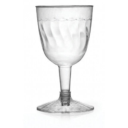 Flairware 2pc 5 oz. Wine Goblet, 20 per bag - Thebestpartydeals