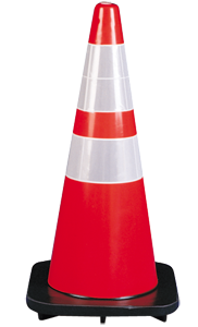 Traffic Cone - COL-FC-280 - Each - Thebestpartydeals