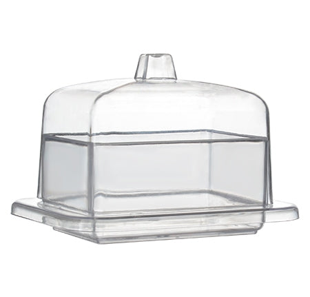 "2.65"" rectangle mini domain with lid - 120 sets per case - Thebestpartydeals"