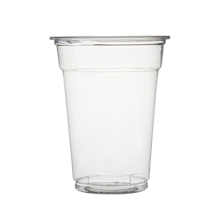 10oz  PET drinking cup - 1000 per case - Thebestpartydeals