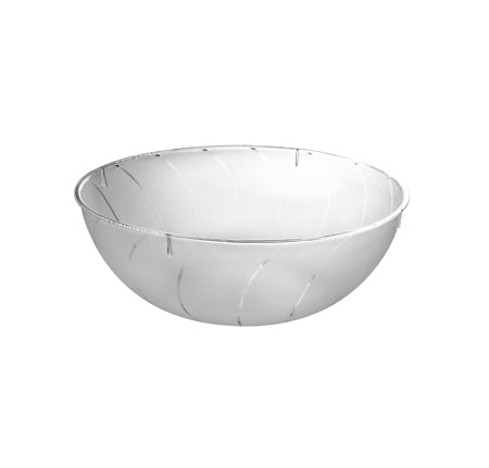 1 gallon classic round bowl - 24 per case - Thebestpartydeals