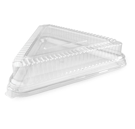 "16"" x 16"" x 16"" triangle dome lid - 40 per case - Thebestpartydeals"