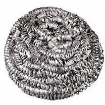 Stainless Steel Scrubber, 12 per package