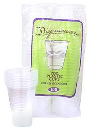 7oz cup, 100 per package - Thebestpartydeals