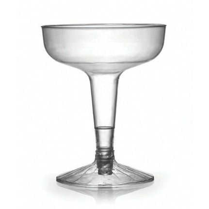 Flairware 4 oz. Old Fashioned Champagne Glass, 360 per case