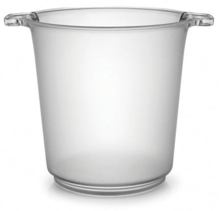 1 Gallon Ice Bucket, Frosted - Thebestpartydeals