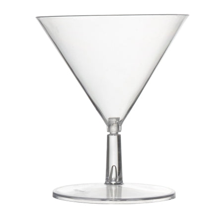 2oz Tiny Tinis-2 pc (Martini), 12 per package - Thebestpartydeals