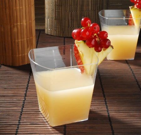 4oz Tiny Tumblers, 10 per package - Thebestpartydeals