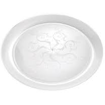 "Savvi Serve 10"" Plate, 20 per Package"