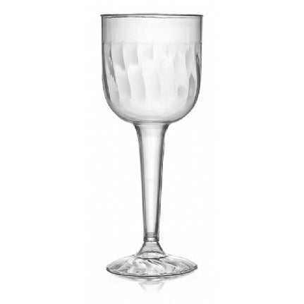 Flairware 8 oz. Wine Goblet, 8 per bag - Thebestpartydeals