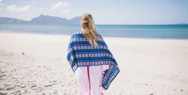 Enter to win a Siesta Blanket & Starbucks Gift Card