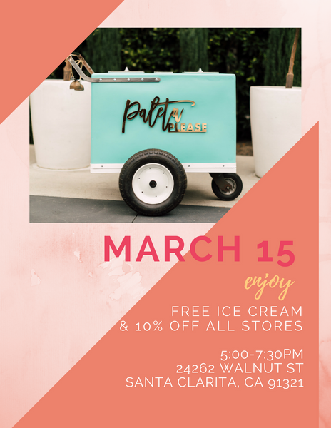SENSES THURSDAY'S: ICE CREAM & DISCOUNTS