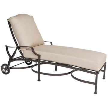 Ow Lee Madison Adjustable Chaise 22197-CH