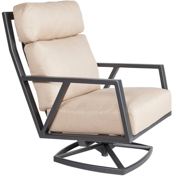 Ow Lee Aris Swivel Rocker Lounge Chair 27175-SR
