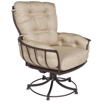 Ow Lee Monterra Mini Swivel Rocker Lounge Arm Chair 424-MSR