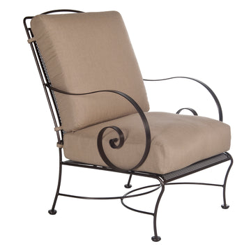 Ow Lee Avalon Lounge Chair 4355-CC