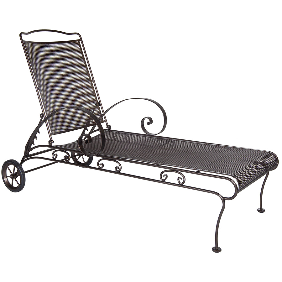 Ow Lee Avalon Adjustable Chaise 4379-CH