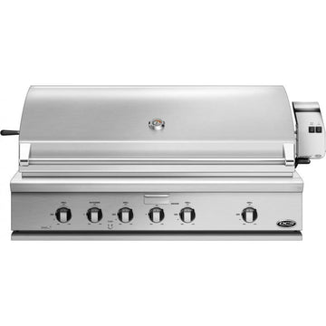 DCS Series 7 Traditional 48-Inch Built-In Gas Grill With Rotisserie - BH1-48R