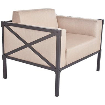 Ow Lee Creighton Lounge Chair 55146-CC