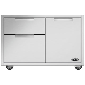 DCS Series 9 Evolution 36-Inch CAD Grill Cart - CAD1-36E
