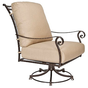 San Cristobal Swivel Rocker Lounge Chair