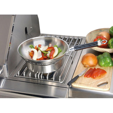 Alfresco Built-In 2 Burner Unit For Cart Model