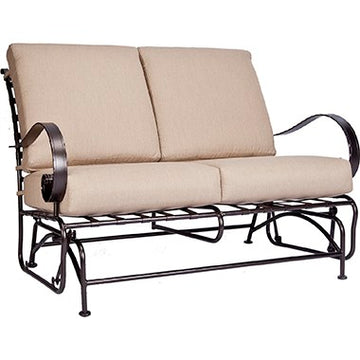 Ow Lee Classico Love Seat Glider 956-2GW