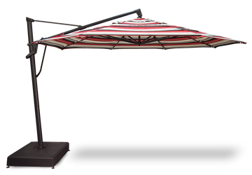 Treasure Garden 13' AKZ PLUS Cantilever Umbrella Octagon Series