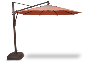 Treasure Garden 11' AKZ Plus Cantilever Umbrella Octagon Series
