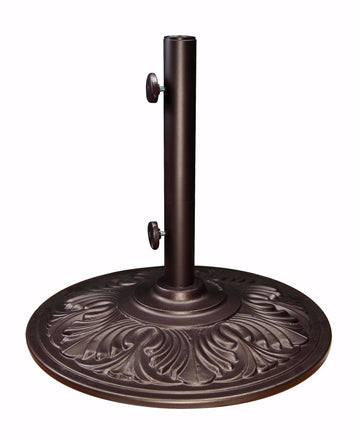 Treasure Garden Art Deco 50 lb Umbrella Base