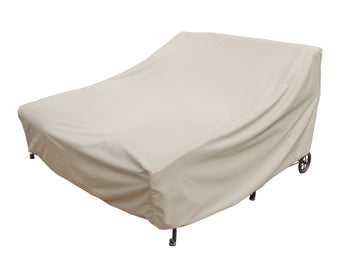 Treasure Garden Double Chaise Lounge Cover