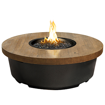 American Fyre Designs Reclaimed Wood Contempo Round 47