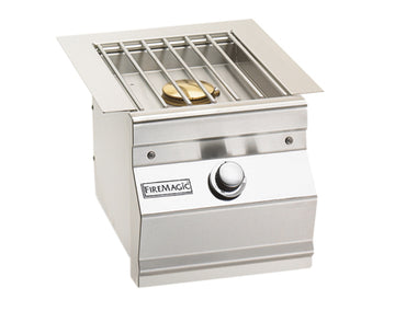 Fire Magic Aurora Built-In Single Side Burners