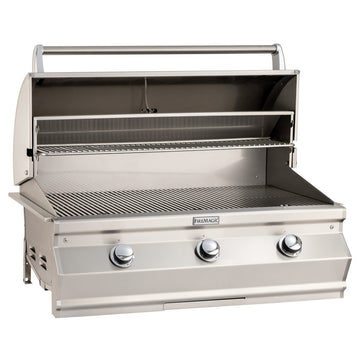 Fire Magic Choice New 2020 Model C650i-RT1N Built In BBQ Grill With Analog Thermometer