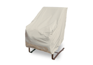 Treasure Garden High Back Chair Cover