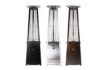 Outdoor Order Prism Propane Portable Patio Heaters With Finish Options