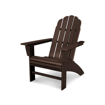 Polywood Vineyard Curveback Adirondack Chair AD600