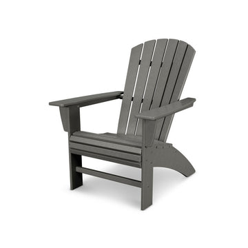 Polywood Nautical Curveback Adirondack Chair AD610