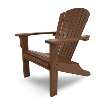 Polywood Seashell Adirondack Chair SH22