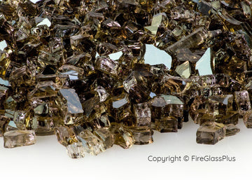 Fire Glass Plus Bronze Reflective 1/4