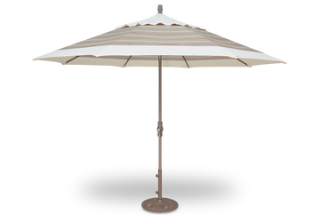 Treasure Garden 11' Collar Tilt Octagon Umbrella