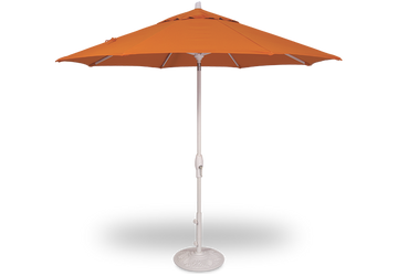 Treasure Garden 9' Auto Tilt Octagon Umbrella