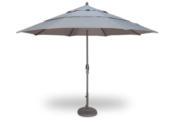 Treasure Garden 11' Auto Tilt Octagon Umbrella