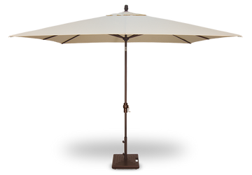 Treasure Garden 8' x 10' Auto Tilt Rectangle Umbrella